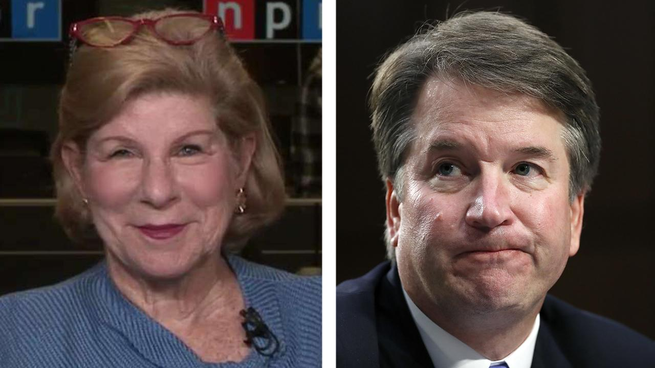 Nina Totenberg on negotiations over Kavanaugh hearing