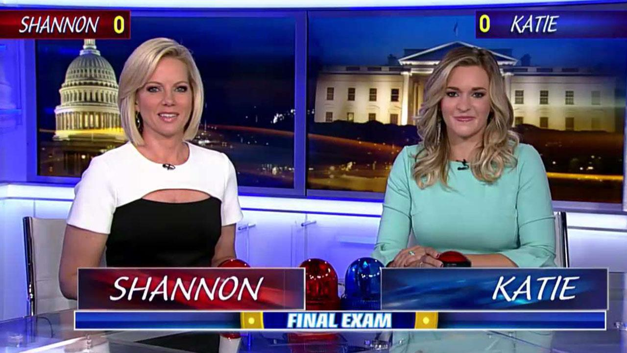 Tucker hosts the Final Exam championship