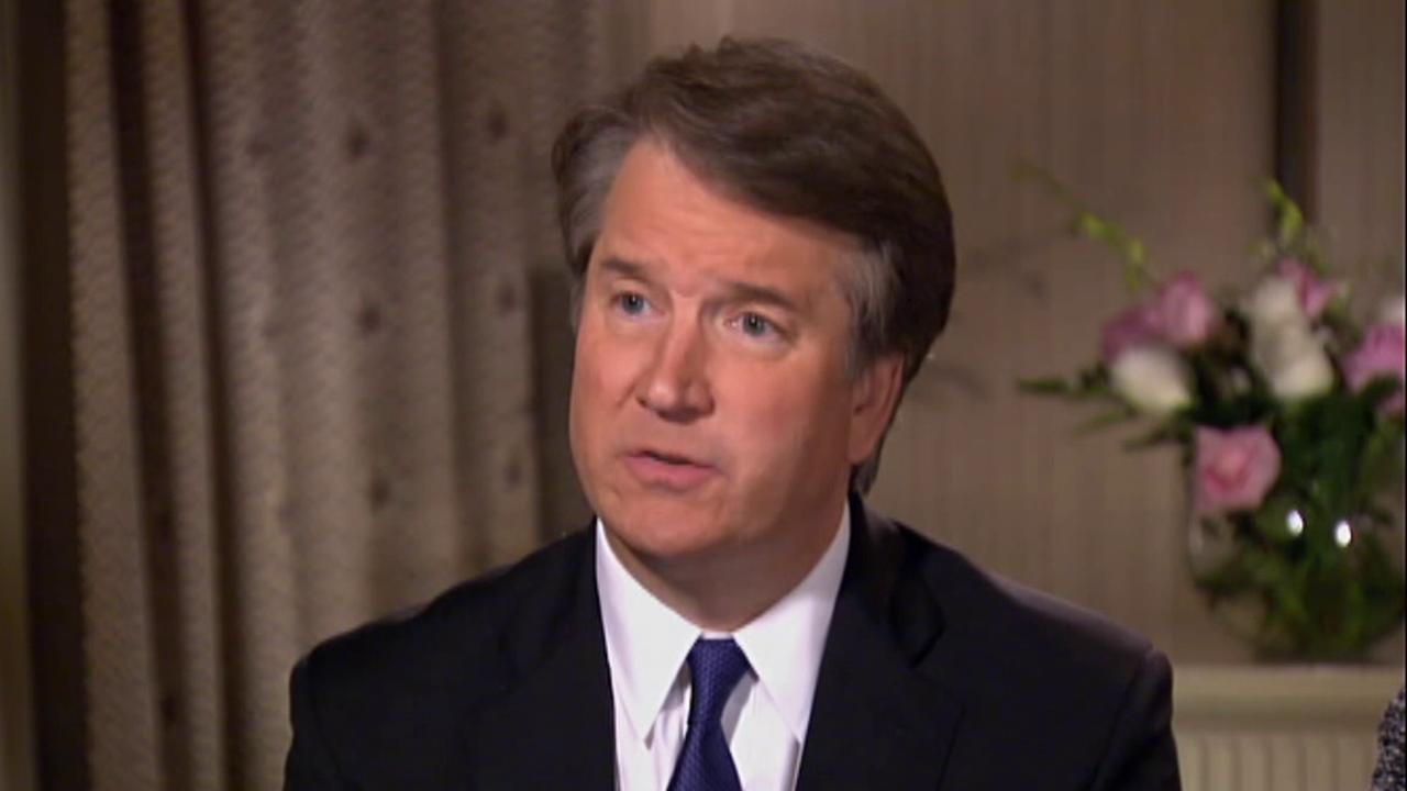 Kavanaugh denies assault allegations in Fox News interview