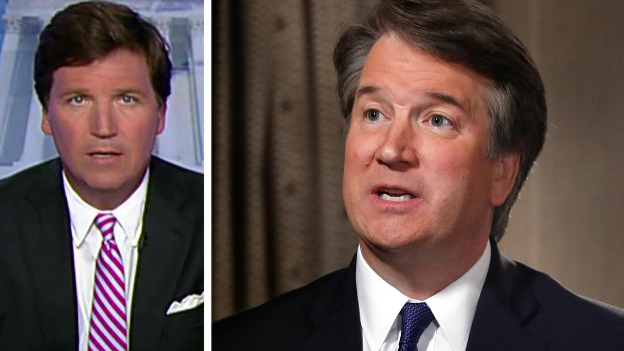 Tucker Carlson: Kavanaugh chaos -- If you're a Republican, you may be wondering why should I bother to vote?