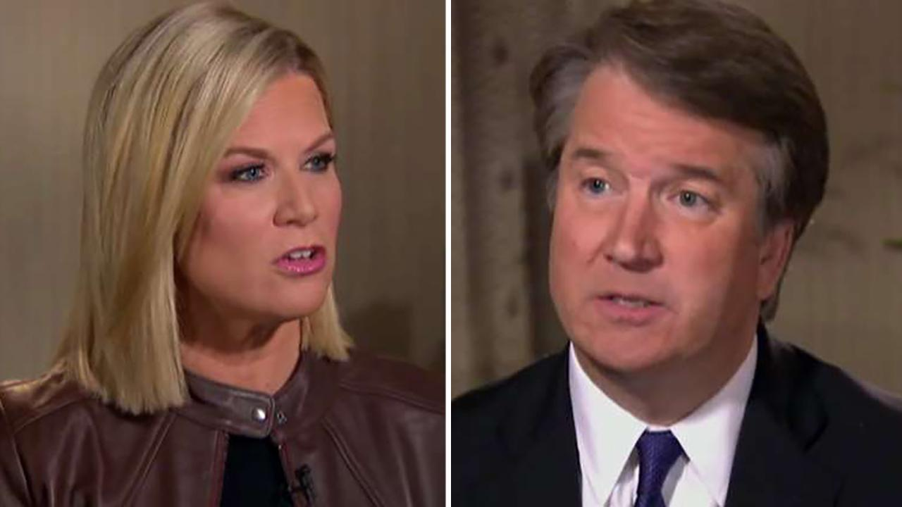 Martha MacCallum's takeaways from interview with Kavanaugh