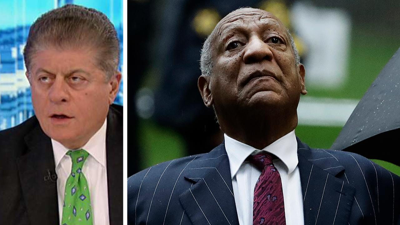 Judge Andrew Napolitano on 'lenient' sentence for Bill Cosby