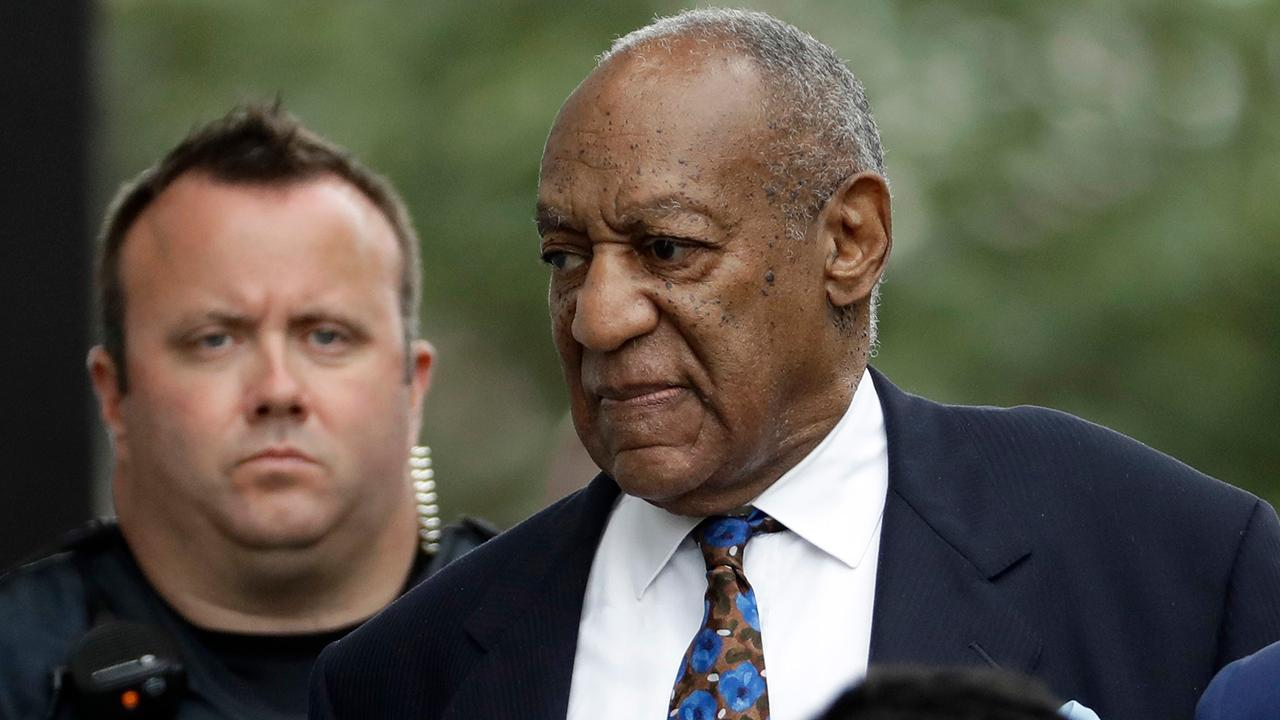 Fox News producer describes Cosby's reaction to sentencing