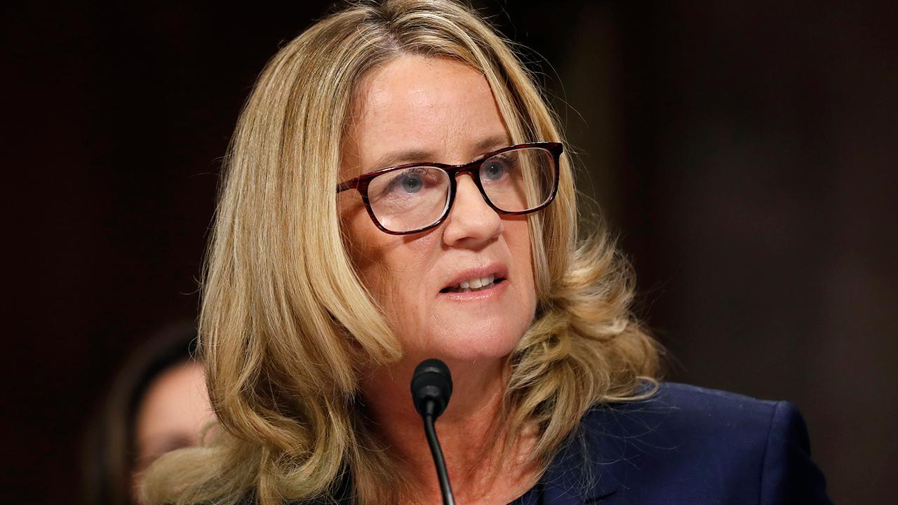 Ford: '100 percent' certain Brett Kavanaugh assaulted her