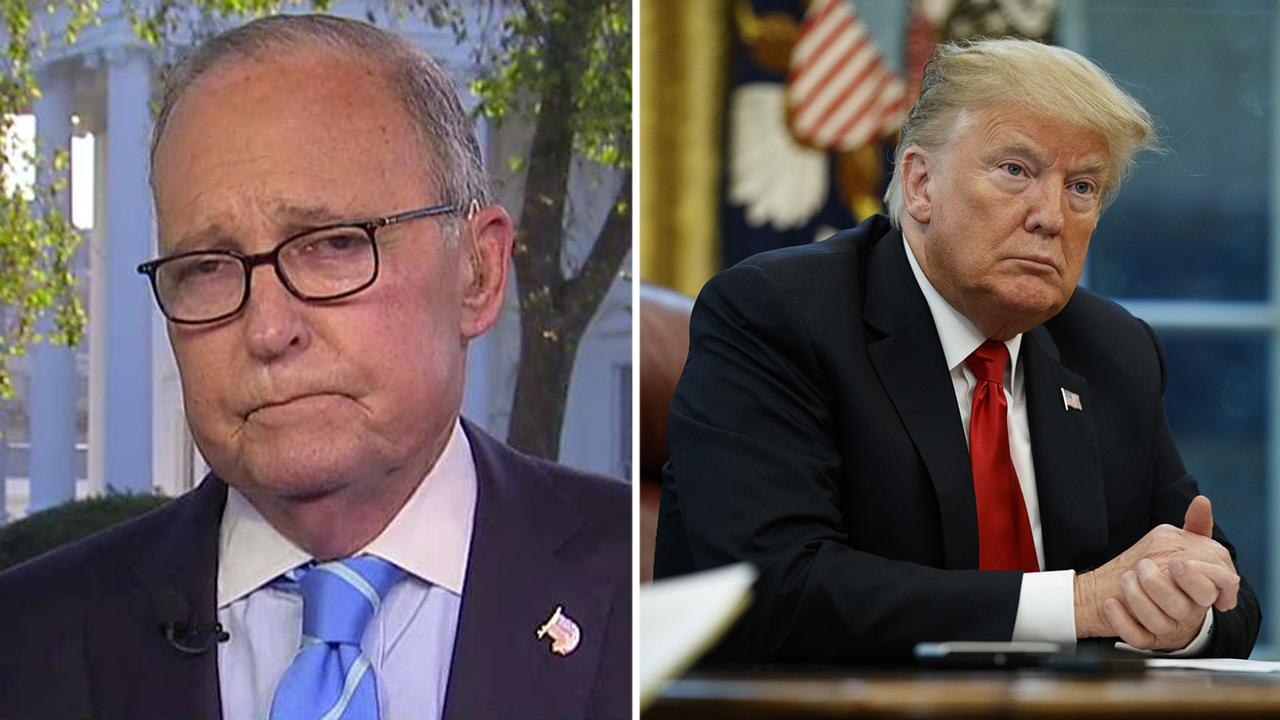 President Trump commits to a new middle-income tax reduction of 10 percent to be voted on after Election Day; Director of the National Economic Council Larry Kudlow explains.