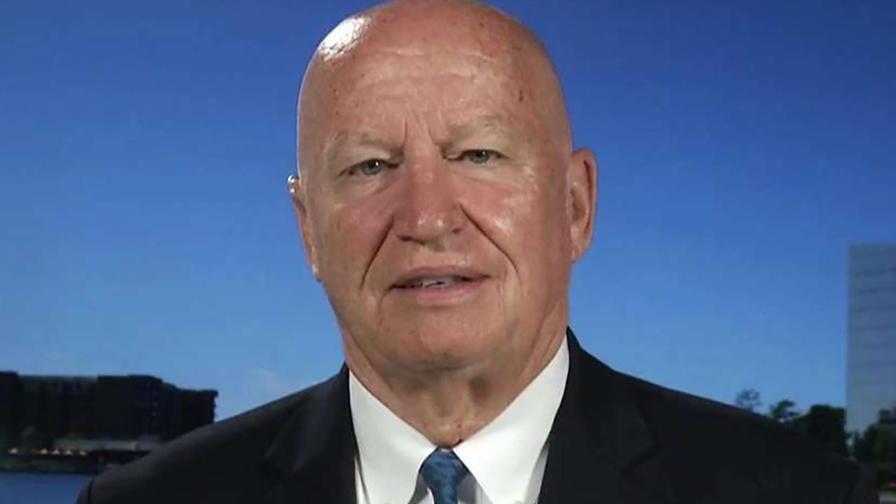 Rep. Kevin Brady breaks down a possible plan and timeline for new tax cuts on 'Sunday Morning Futures.'