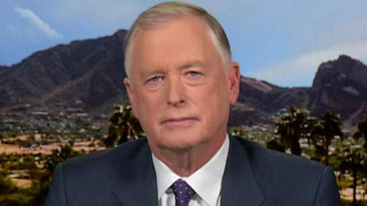Former Vice President Dan Quayle on the life and legacy of former President George H.W. Bush on 'Sunday Morning Futures with Maria Bartiromo.'