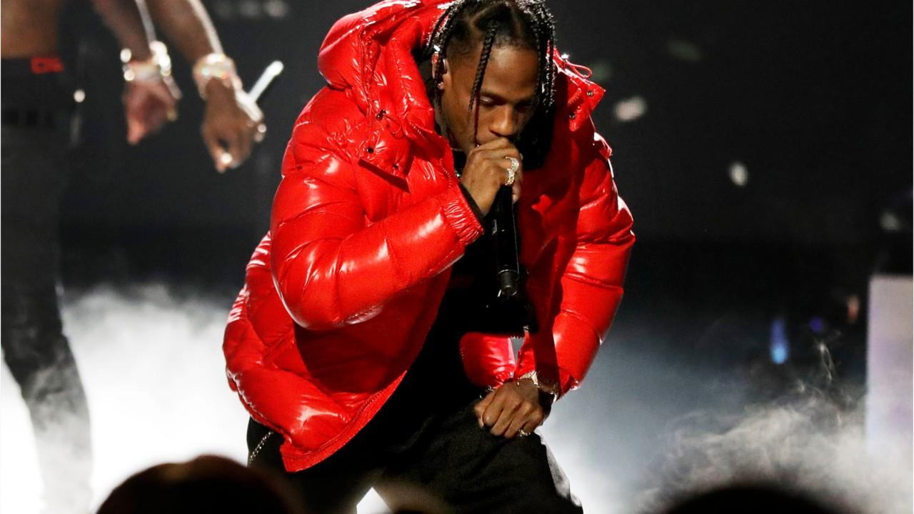 Rapper Travis Scott confirmed that he will perform during the Super Bowl's Halftime show with Maroon 5. Scott also announced his partnership with NFL to donate $500,000 to DreamCorps.