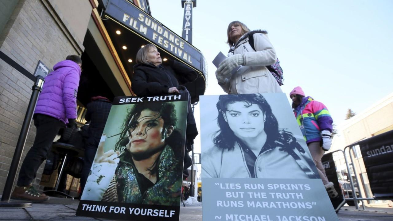 Michael Jackson's estate is calling the 'Leaving Neverland' documentary a 'character assassination' after it debuts at the Sundance Film Festival.
