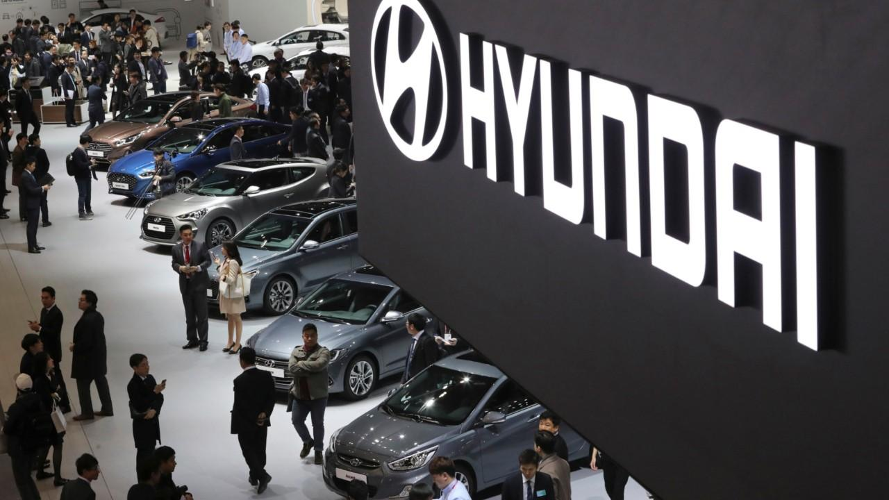 Hyundai Motor Company will invest $40 billion in technology and autonomous driving over the next five years in order to fend off competition from Tesla and others.