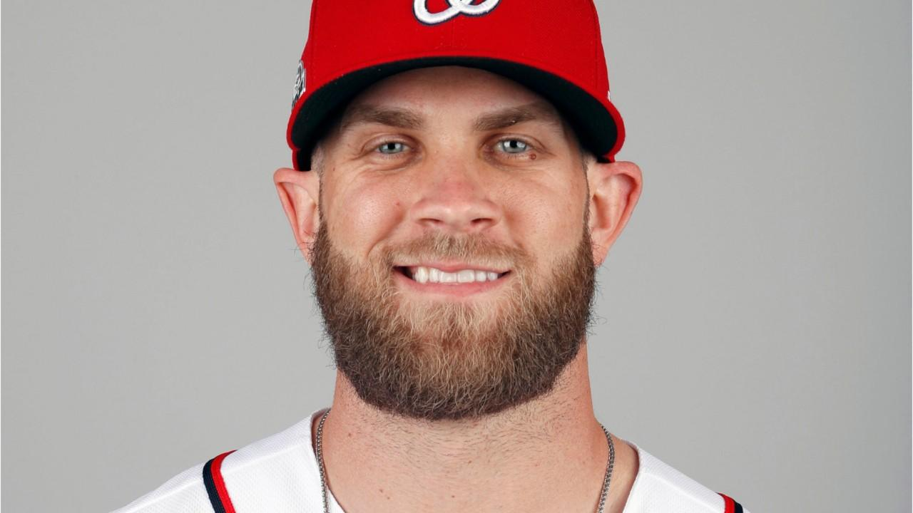 Former Washington Nationals player Bryce Harper has reportedly agreed to a massive 13-year, $330 million deal to play with the Philadelphia Phillies.