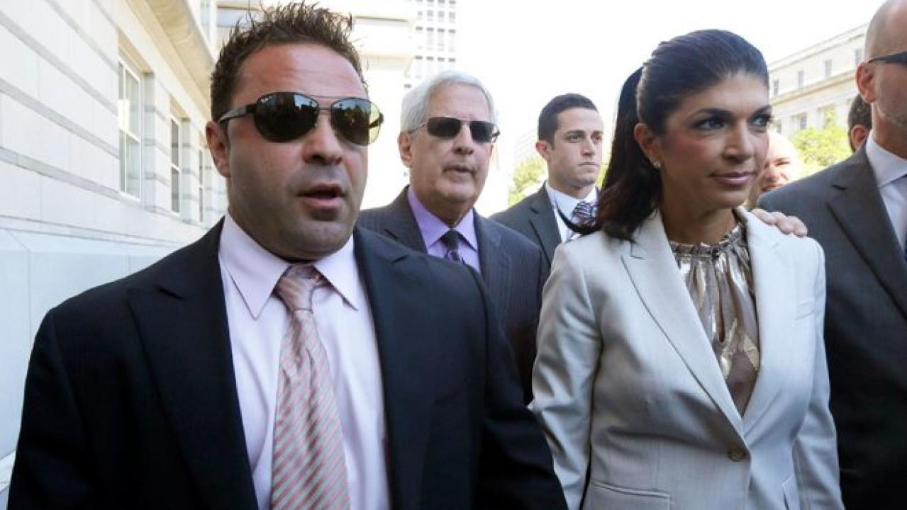 After serving a 41-month sentence for mail, wire and bankruptcy fraud, former 'Real Housewives of New Jersey' star Giuseppe 'Joe' Giudice has been transferred to U.S. Immigration and Customs Enforcement (ICE) custody.