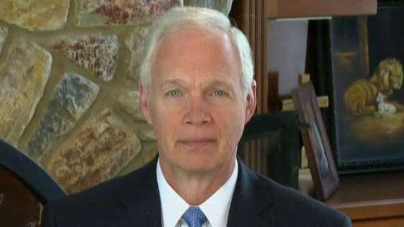 Wisconsin Republican Sen. Ron Johnson says he hopes Democrats will support his efforts to reform the National Emergencies Act.