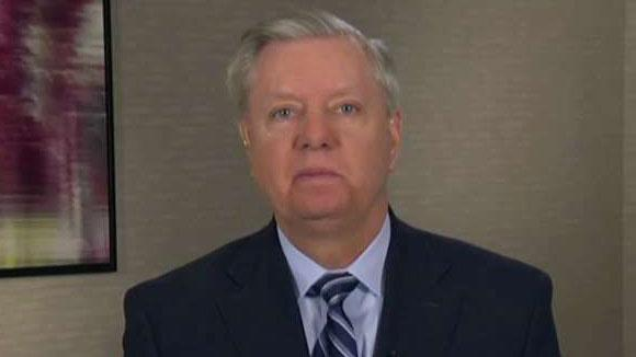 Senate Judiciary Committee Chairman Lindsey Graham says as he wants to question former FBI Director James Comey and former Attorney General Loretta Lynch to find out if they gave Hillary Clinton a 'free pass' on her email investigation.