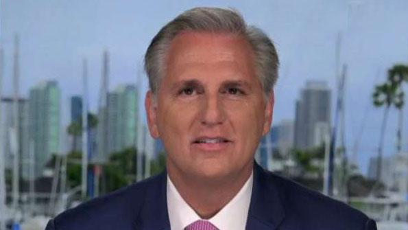 USMCA vote should be brought to House floor, Rep. Kevin McCarthy says