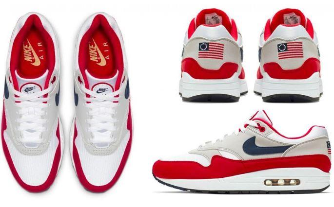 "California Gov. Gavin Newsom praised Nike on Tuesday for scrapping a sneaker release which featured a Betsy Ross flag and said his state was ""open for business,"" following the controversy in Arizona."