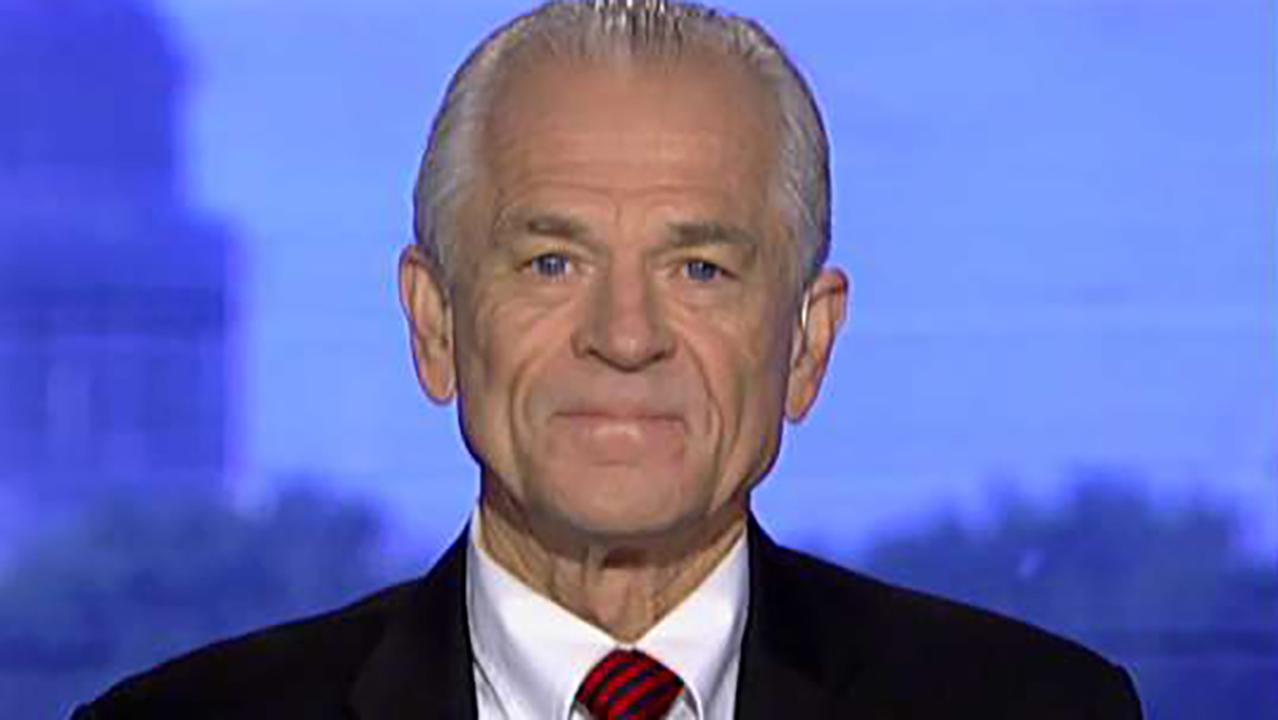 White House trade adviser Peter Navarro offers insight as the president hosts 'Made in America' week in Washington.