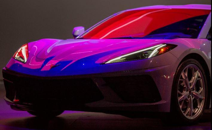 Watch: Astronauts Scott Kelly and Mae Jemison help unveil the new 2020 Corvette Stingray, coinciding with the 50th anniversary of the Apollo 11 moon landing.