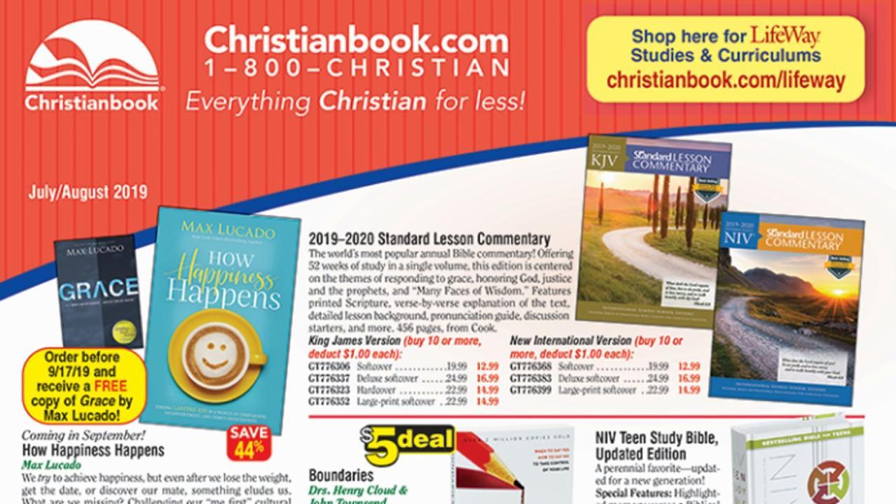 CBD craze forces Christian Book Distributors to change its