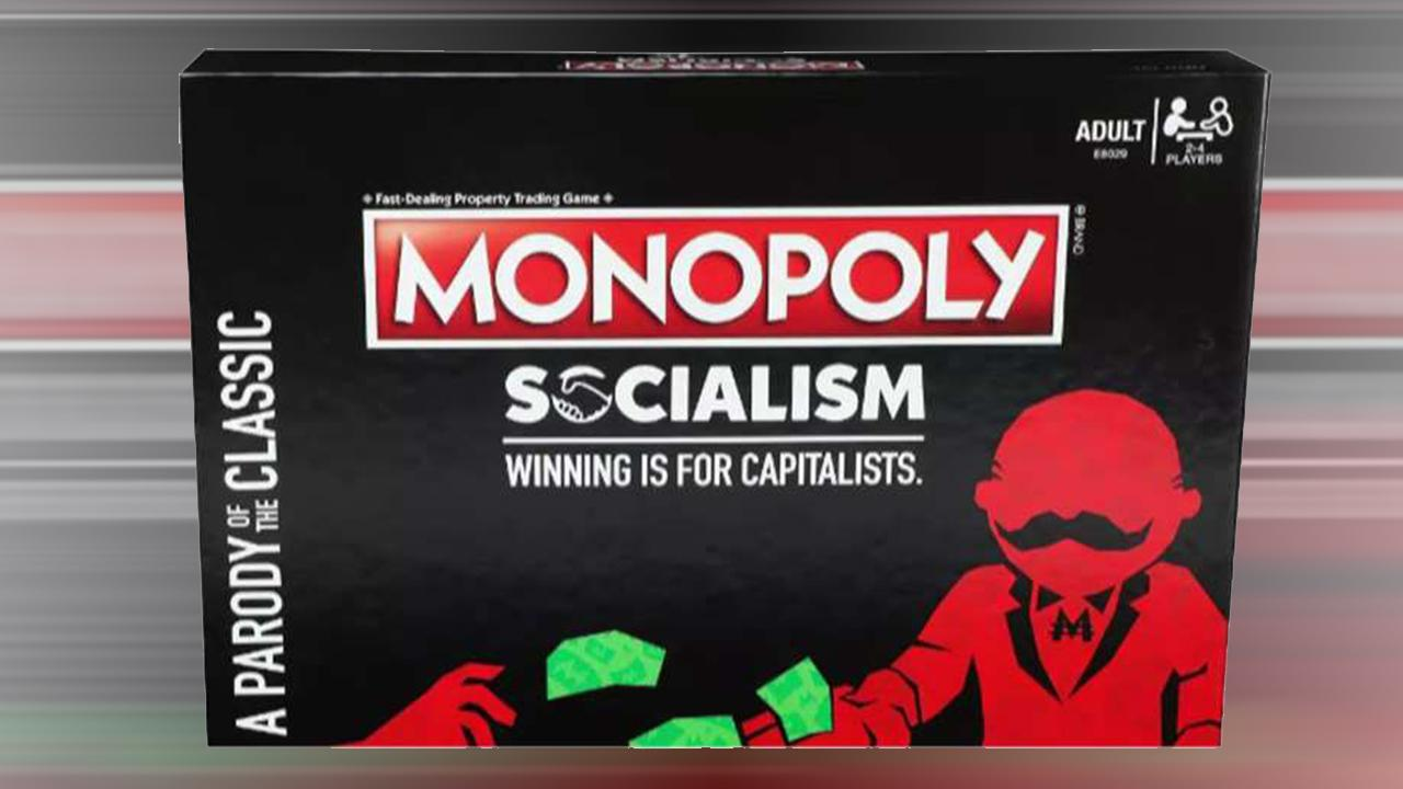 Hasbro's socialism-themed parody Monopoly game is met with some criticism on social media. Fox Nation host Kat Timpf reacts and answers viewer questions from her show 'Sincerely, Kat.'