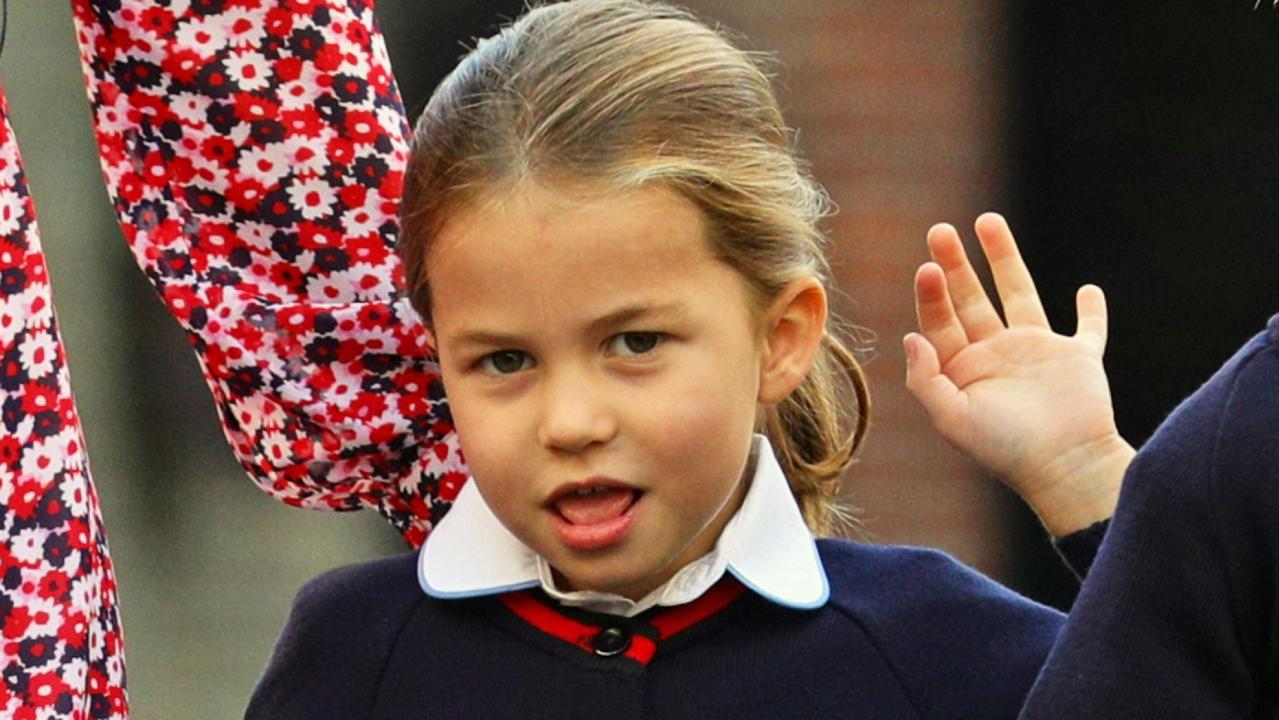 It's the first day of school for many children this week including Princess Charlotte. She arrived for her first day with Mom, Duchess Kate, Dad, Prince William and older brother, Prince George.