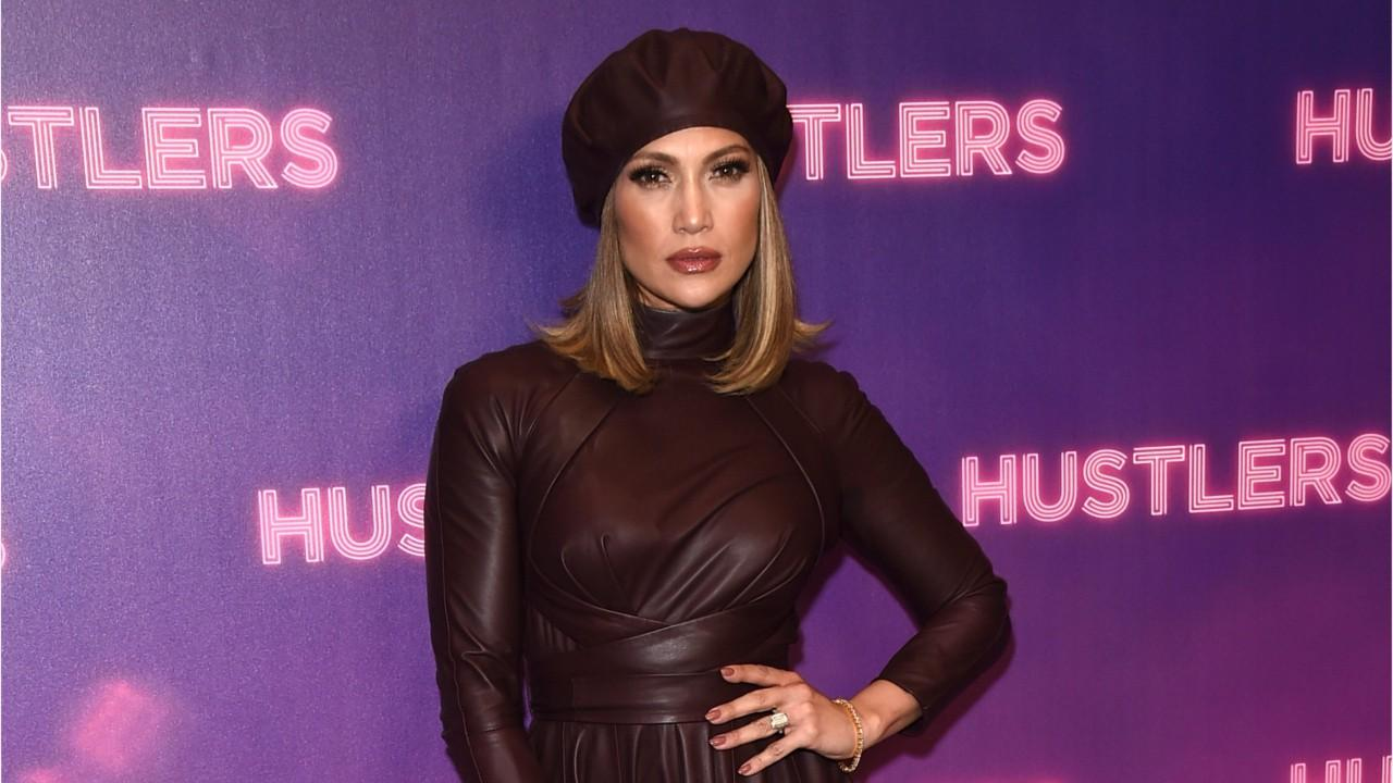 Bumps and bruises don't scare 'Hustlers' star Jennifer Lopez. But dancing nearly naked for '300 extras hooting and hollering' did.