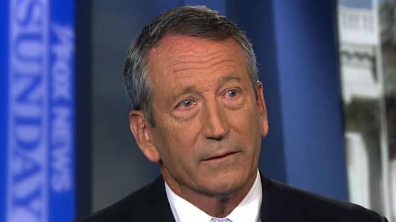 Former South Carolina Governor Mark Sanford joins Chris Wallace on 'Fox News Sunday.'