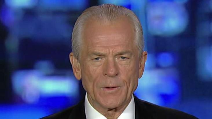 U.S. adds 130K jobs in August; Trade and Manufacturing Policy director Peter Navarro weighs in.
