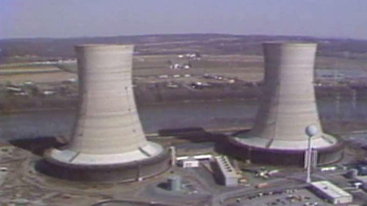The 1979 partial meltdown badly damaged public support for nuclear energy; Jacqui Heinrich reports.