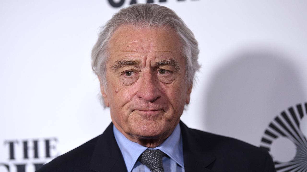 De Niro drops F-bombs during live interview; reaction from columnist Mark Steyn.