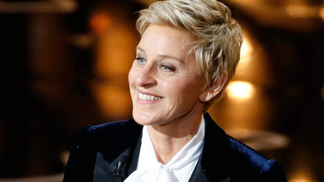 Hollywood Nation: Talk show host Ellen DeGeneres will receive the Carol Burnett Award during