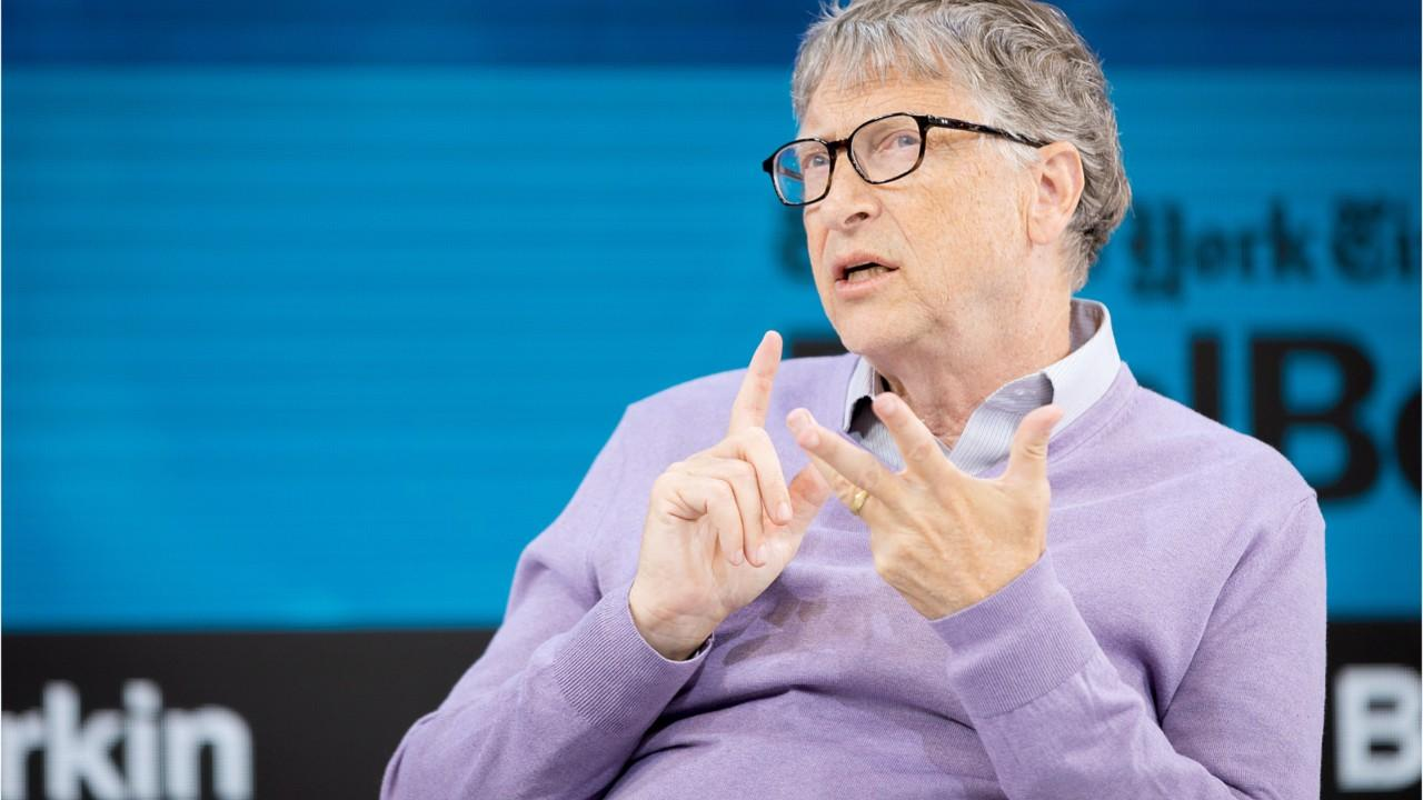 Bill Gates takes on Elizabeth Warren over her tax policy. The billionaire is questioning the 2020 hopeful's stance that billionaires should not exist at all.