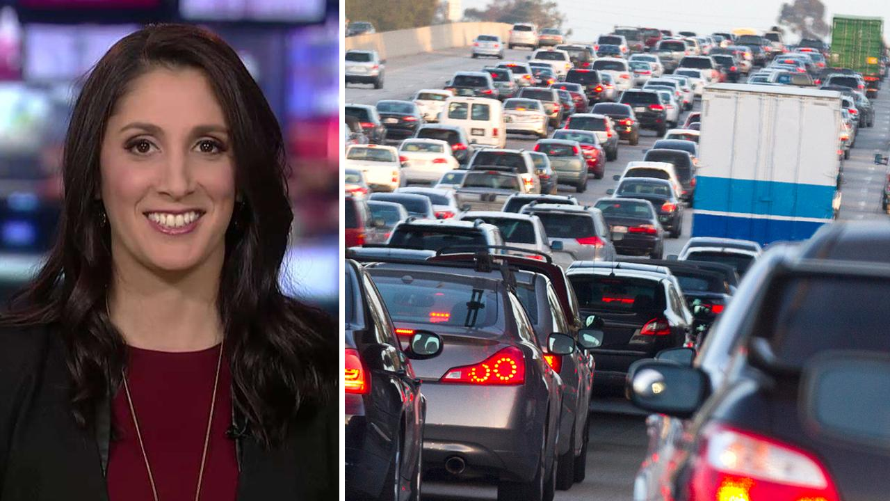 According to AAA, this holiday season will see more than 55 million people hit the road for Thanksgiving, making this the second-busiest Thanksgiving for road travel since AAA began their tracking in 2000. AAA spokesperson Jeanette Casselano shares some insight into the holiday traffic forecast, as well as some helpful tips to avoid the worst traffic on the road and at the airport.