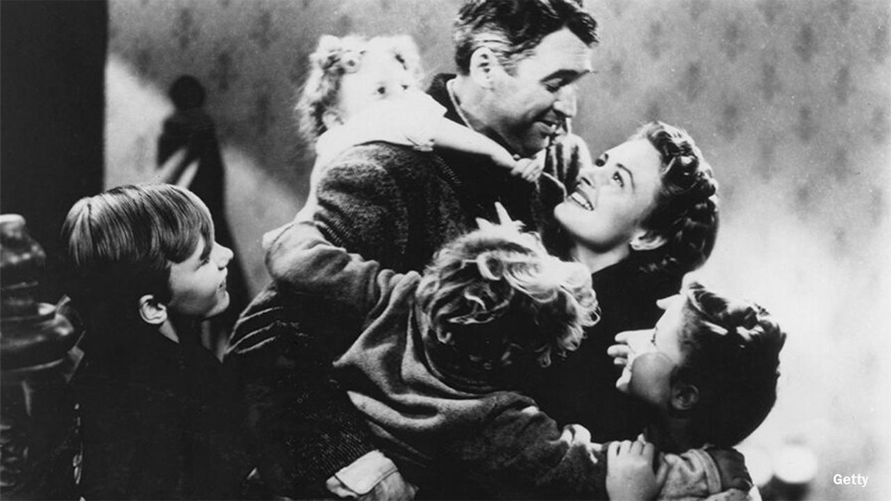 'It's a Wonderful Life' actors Karolyn Grimes, Jimmy Hawkins recall memories of bringing holiday film to life alongside James Stewart, Donna Reed.