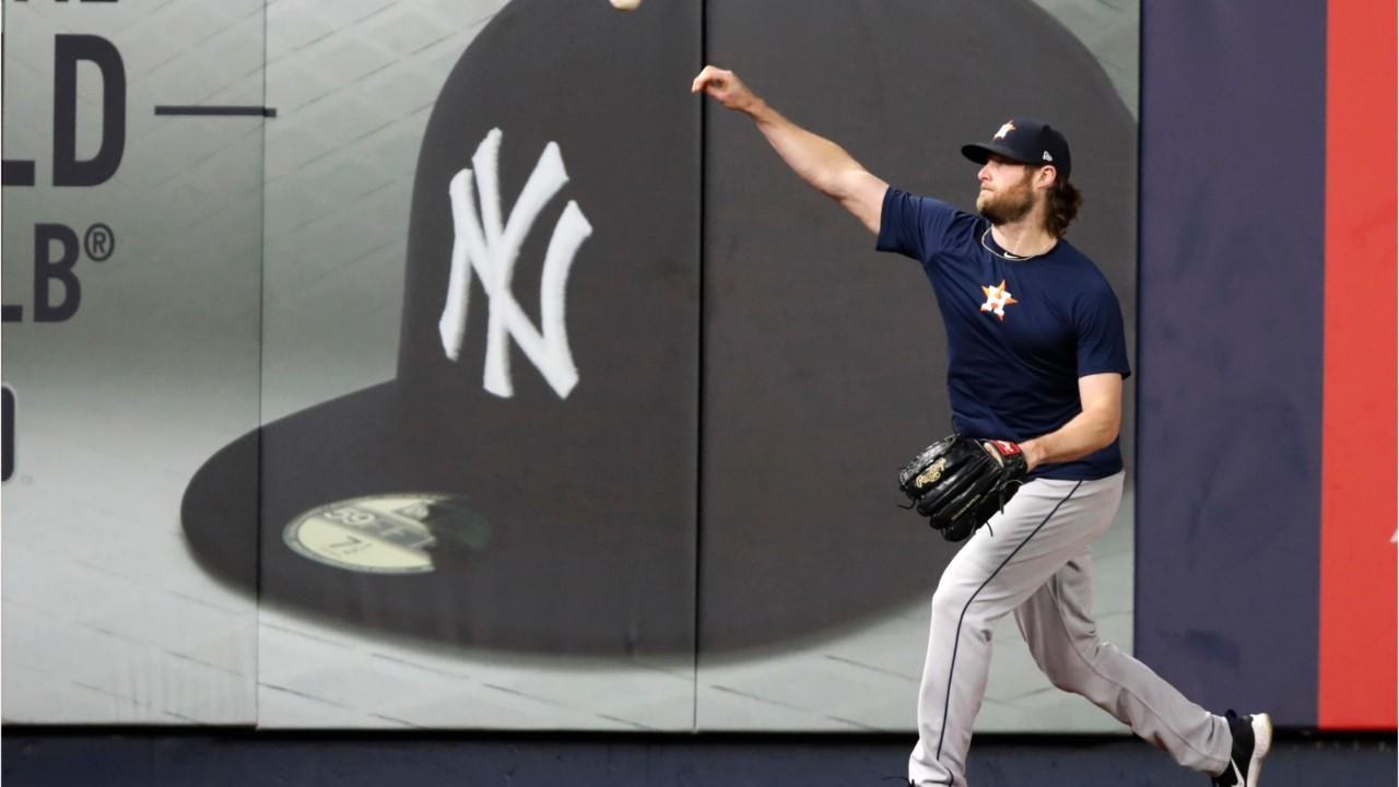 Gerrit Cole's scored one of the richest contracts in baseball history, thanks to the New York Yankees.