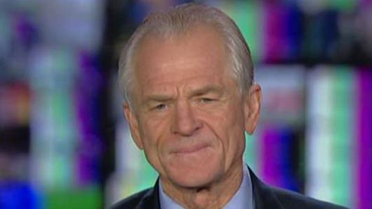 U.S. expelled two Chinese diplomats after the Trump administration announced phase one of China Trade deal reports say; White House trade adviser Peter Navarro weighs in.