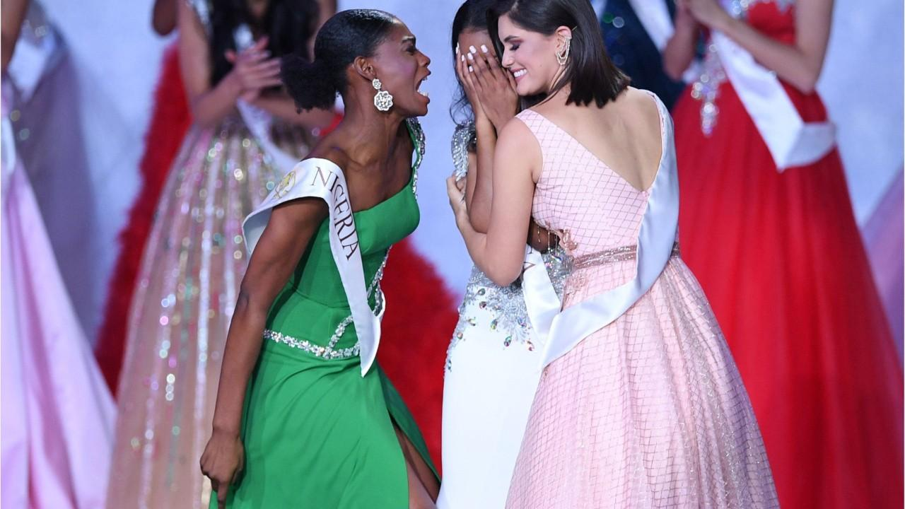 Miss Nigeria, Nyekachi Douglas, made it to the final three of the Miss World competition alongside Miss Jamaica, known as Toni-Ann Singh, and Miss Brazil, whose name is Elis Coelho. Miss Nigeria did not win, but the way she lost is expected to be remembered for years to come. Douglas immediately expressed joy and hugged Miss Jamaica as the judges crowned the Caribbean beauty pageant contestant the winner.