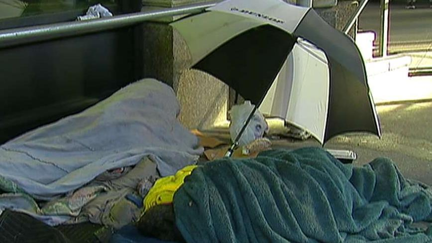 Mayor Bill de Blasio discusses his plan to end long-term homelessness.