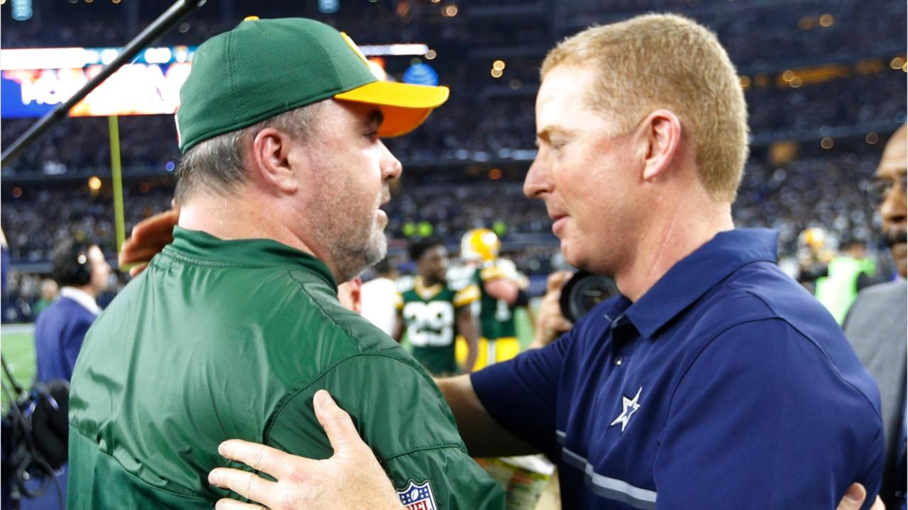 Just hours after parting ways with Jason Garrett, the Dallas Cowboys hired Mike McCarthy as their new head coach. McCarthy was previously the head coach of the Green Bay Packers.