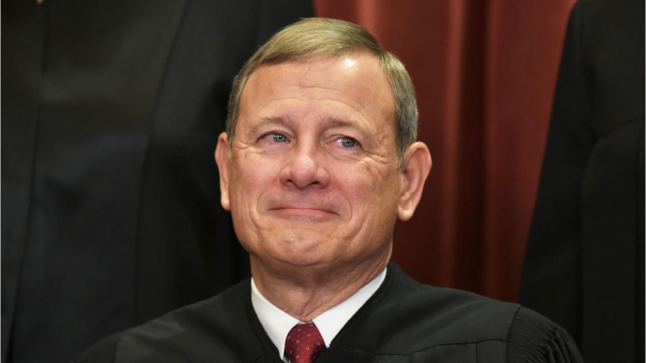'OK, Boomer,' was uttered for the first time in a Supreme Court session by Chief Justice John Roberts. The 65-year-old was referencing the phrase used by younger people to dismiss their elders during a case about age discrimination in the workplace.