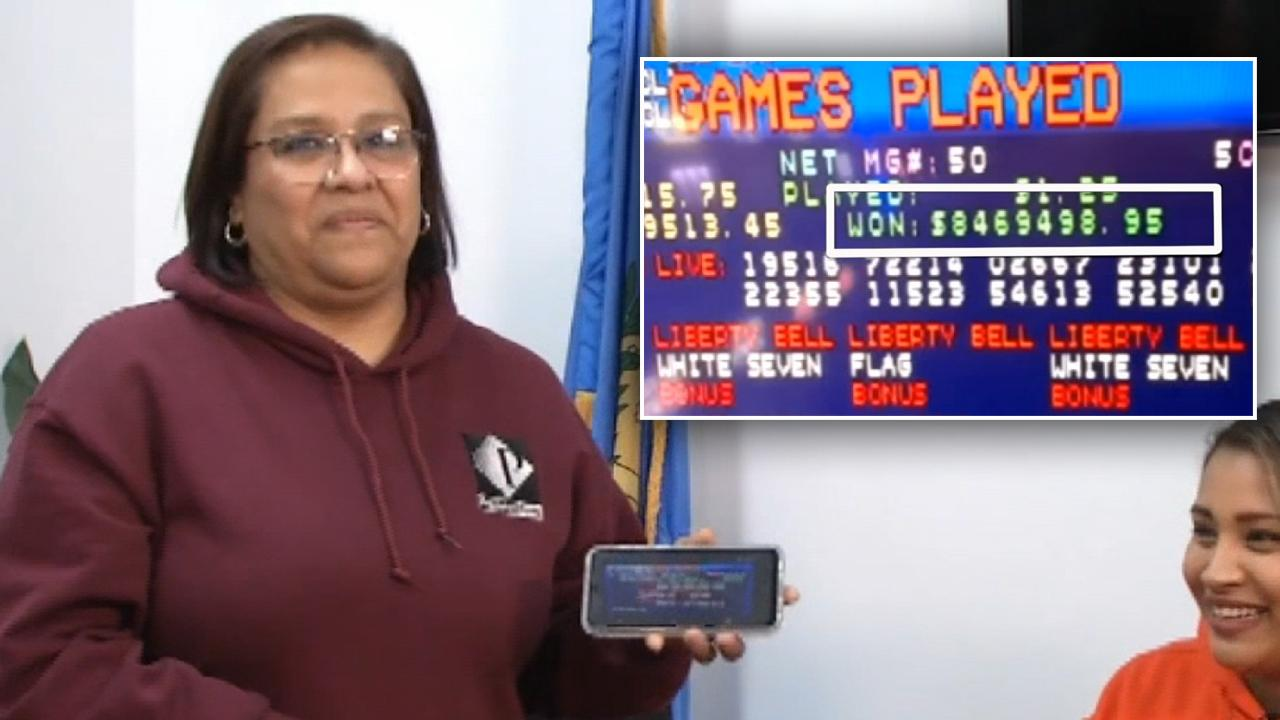 Oklahoma woman claims slot machine shut off after she hit the jackpot and the casino won't pay her the nearly $8.5 million she says she won.