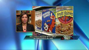 NHL's Alex Ovechkin scores breakfast cereal deal - and it's not a Wheaties box