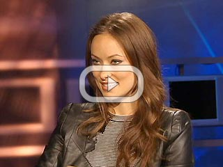 'House' star Olivia Wilde talks about her latest film project and more!