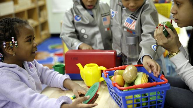 Study Shows Drop In Obesity Rate Of U.S. Preschoolers