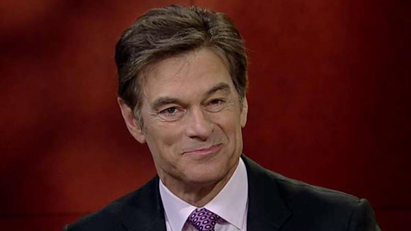 Dr Oz Introduces The Day Off Diet On Air Videos Fox News