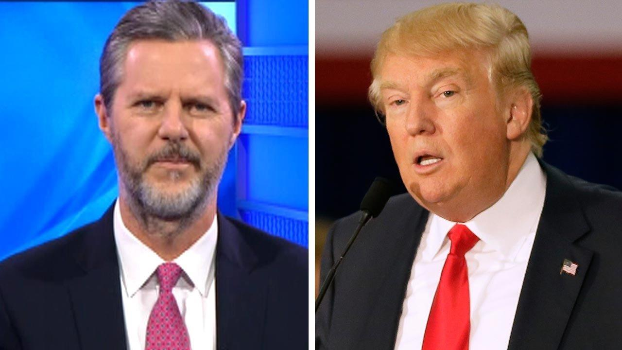 Jerry Falwell Jr.: My Trump endorsement was correct — here's how he restored American Greatness