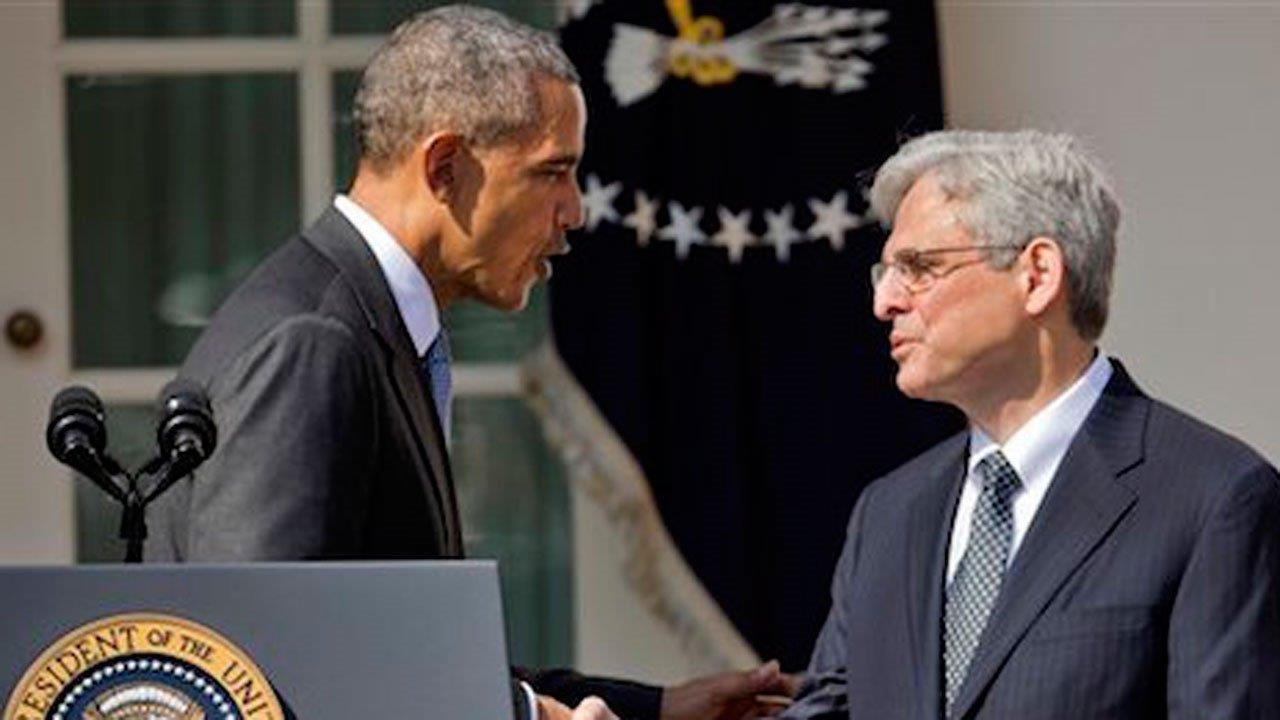 Obama makes his case that Garland deserves a chance