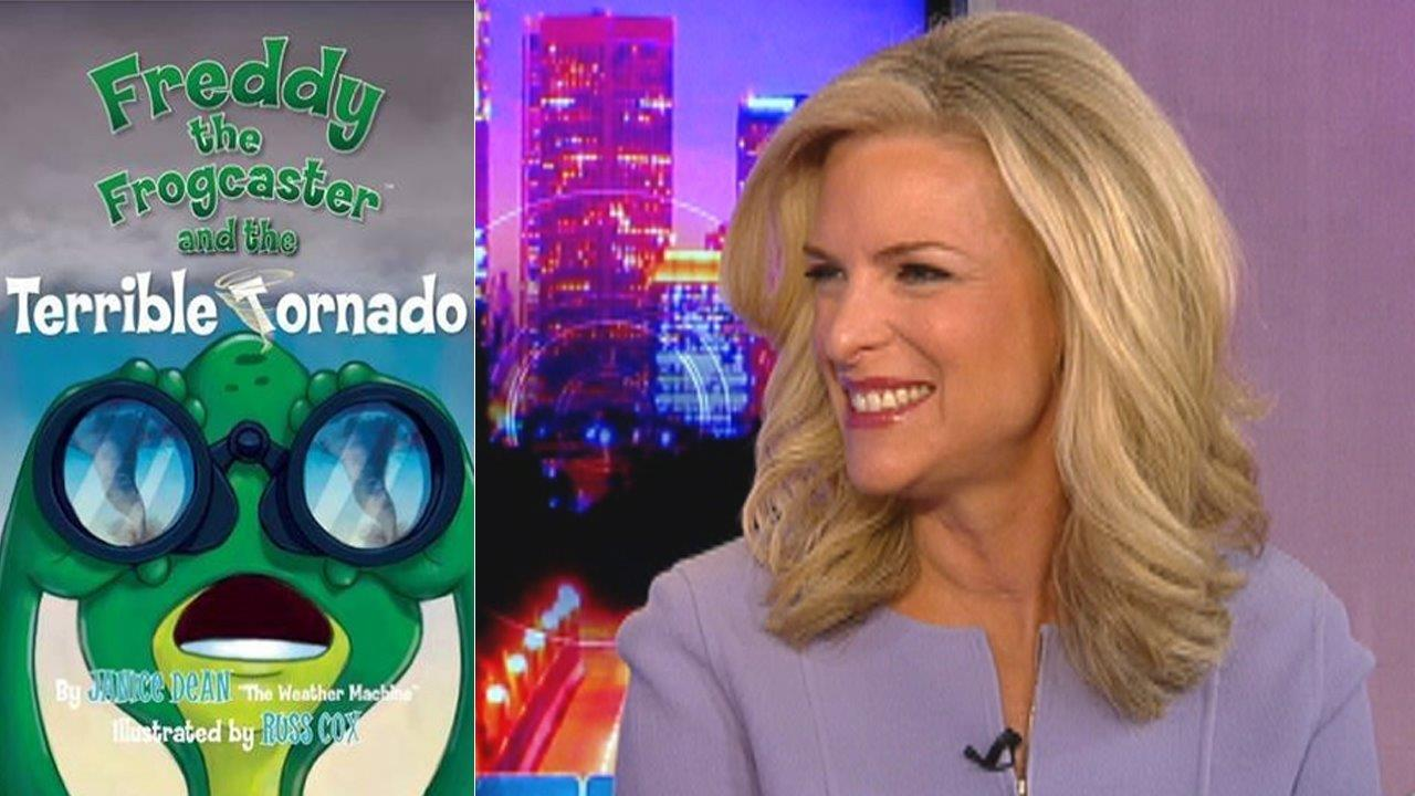 Janice Dean on talking to kids about tornadoes