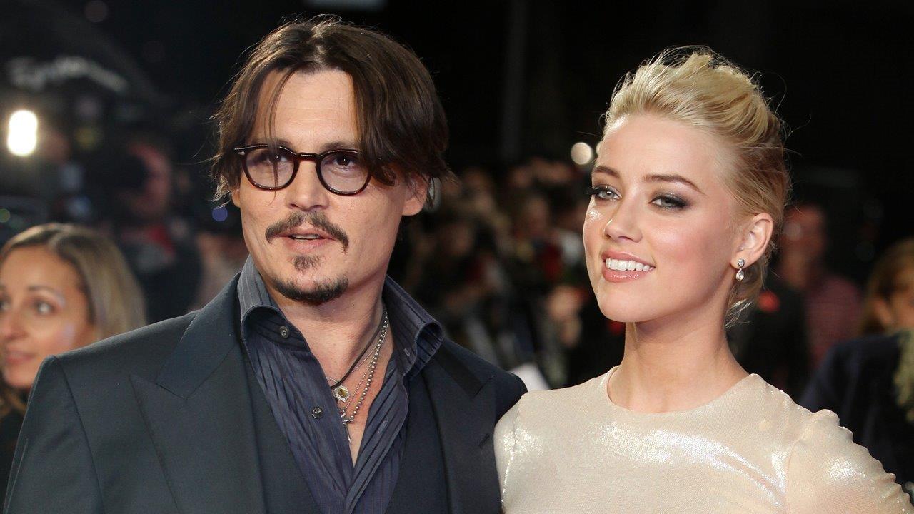 Amber Heard divorcing Johnny Depp