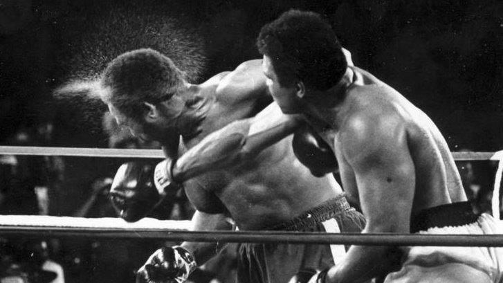 George Foreman remembers Muhammad Ali